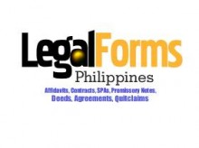 Philippine Legal Forms